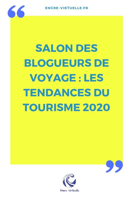 tendances du tourisme
